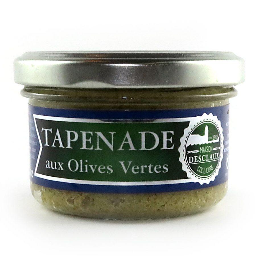 anchois desclaux tapenade au olives vertes collioure. Black Bedroom Furniture Sets. Home Design Ideas